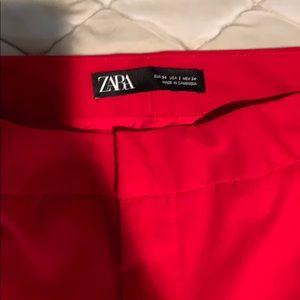 New Zara Pants Size 2